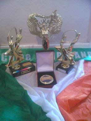 Some of our trophies