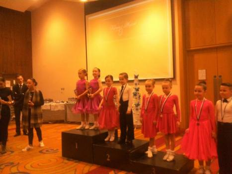 Sinead and Caoimhe winning every ballroom and latin dance in Under8 events !