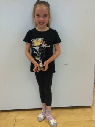 Lauren - Student of August 2016