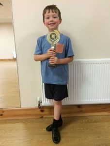 Elliot - Student of July 2014