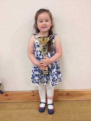 Hannah - Student of May 2014