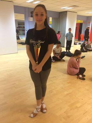 Kelly - Student of November 2015