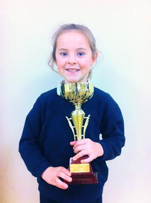 Megan - Student of January 2014
