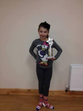 Nicole - Student of June 2014