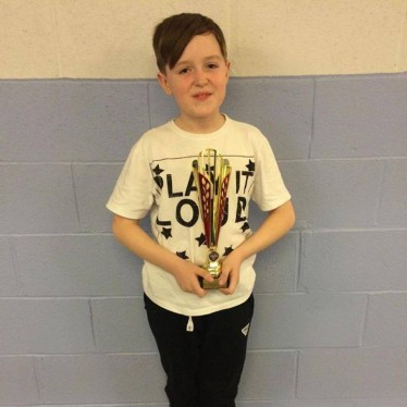 Sean - Student of February 2016
