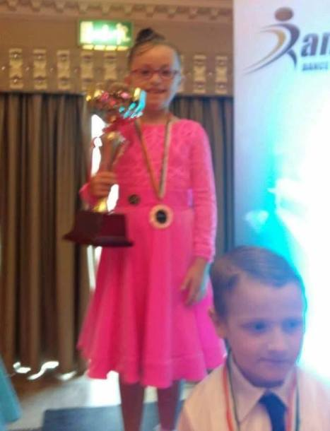 Millie - Under8 Girl Champion