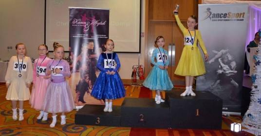 Under8 Girls took over too ! 1-Amy,2-Lauren,4-Ala,5-Millie