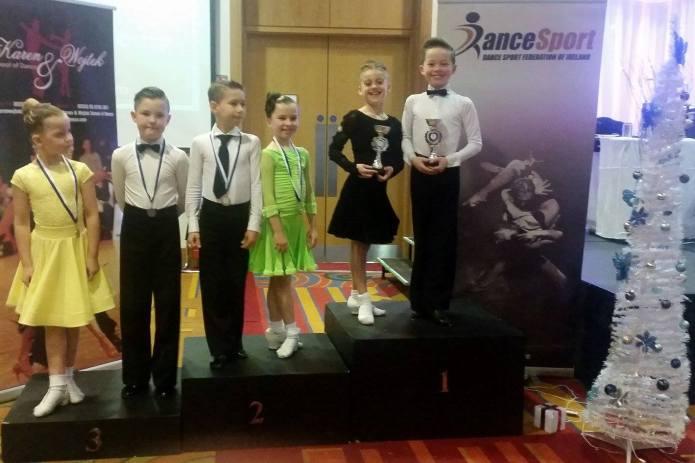 Elliot&Avah winning every Juvenile1 event again!