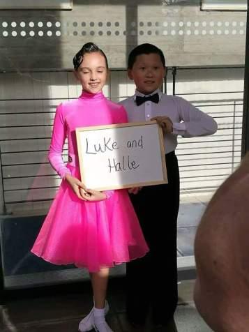 Luke & Halle