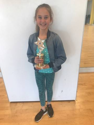 Katherine - Student of April 2017