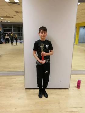 Sebastian - Student of February 2019