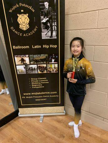 Chloe - Student of February 2020