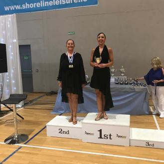 Lisa 1st - Niamh 2nd