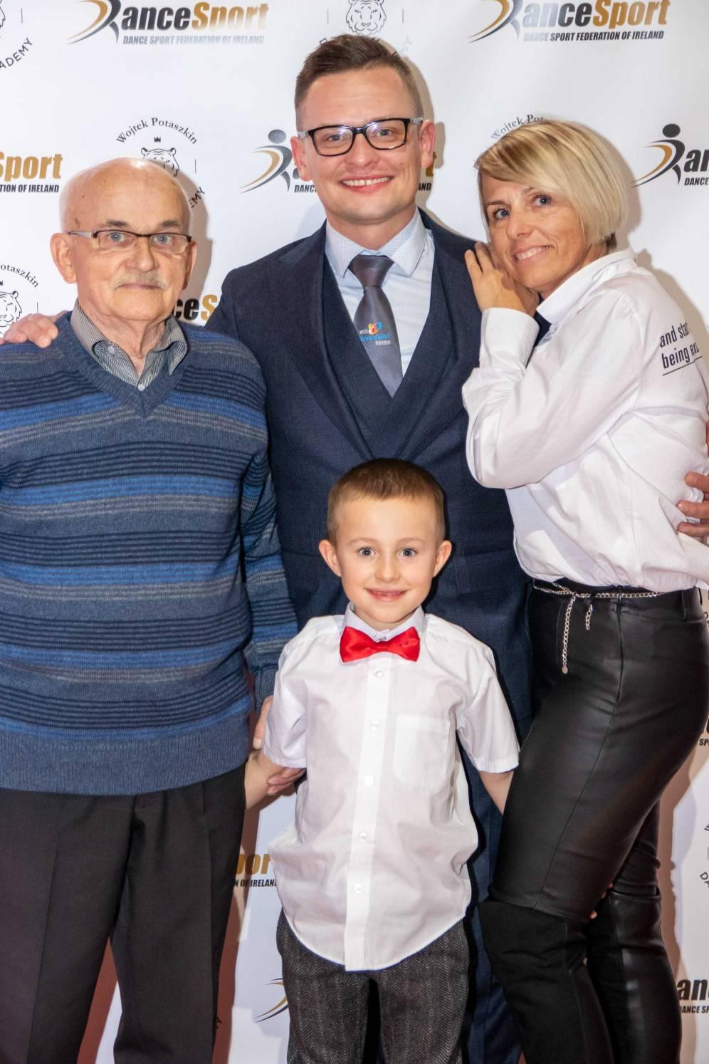 Family Potaszkin